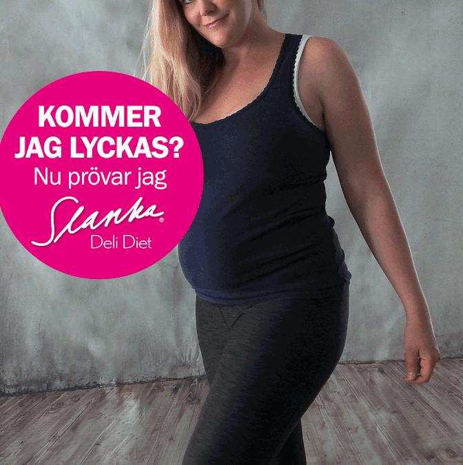 Häng på Gosia, Slankas Junimodell på 3 veckor Slanka Maxi!
