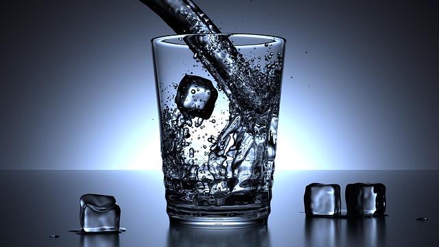 Vatten är mitt tips till er mot sötsuget