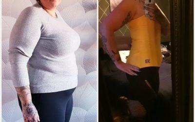 Nu har jag gått ner -28,5 kg med Slanka Maxi